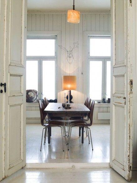my scandinavian home: Norwegian wood
