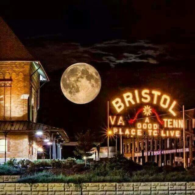 Bristol Tennessee/Virginia