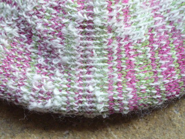 WILDERNESS WEAR Australian made Merino Fleece socks, closeup: http://wildernesswear.com.au/products/womens/socks/merino-fleece.html