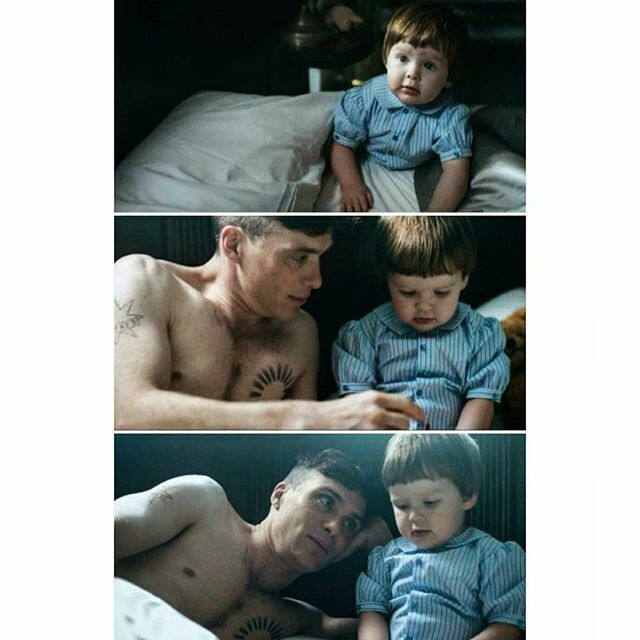 Charlie & Tommy Shelby | Peaky Blinders