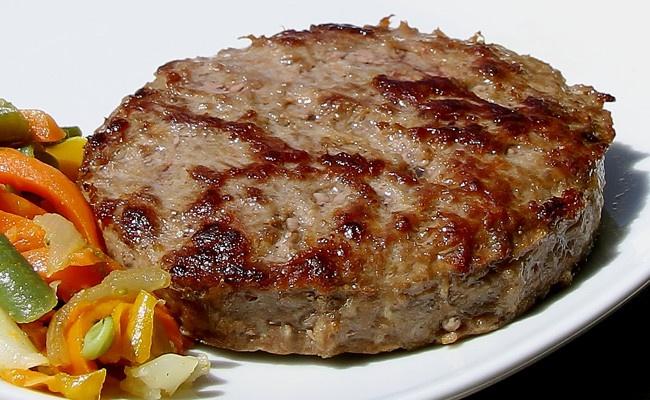 GDO Bufalo i-Burger Hamburger surgelato carne di bufalo Ingredienti: carne di bufalo, carne suina, pane, acqua, aromi naturali