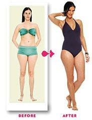 Find the Sexiest Swimsuit for Your Body Shape: Glamour ...