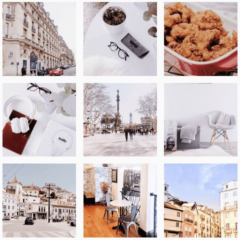 Mid-May Instagram Palette  #thehomemakerslife #lifestyle #lifestyleblog #instagram