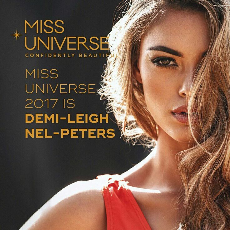So PROUD of our miss S.A.  Miss universe
