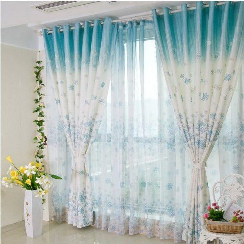 FADFAY Home Textile,Custom Made Curtains,Fancy Curtain,Mo... http. White  Home CurtainsModern Living Room ... - 309 Best CURTAINS Images On Pinterest