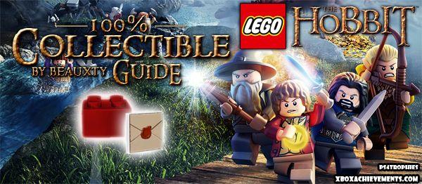 LEGO: The Hobbit ALL Red Bricks and Schematics: - XboxAchievements.com