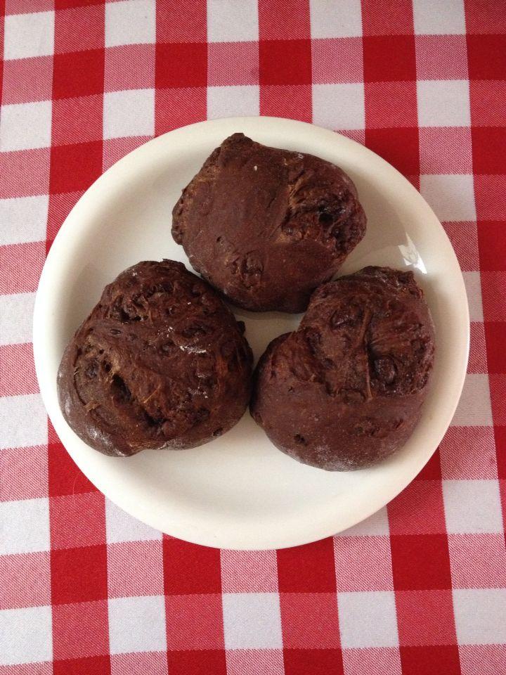 Pan de Chocolate  Rústico