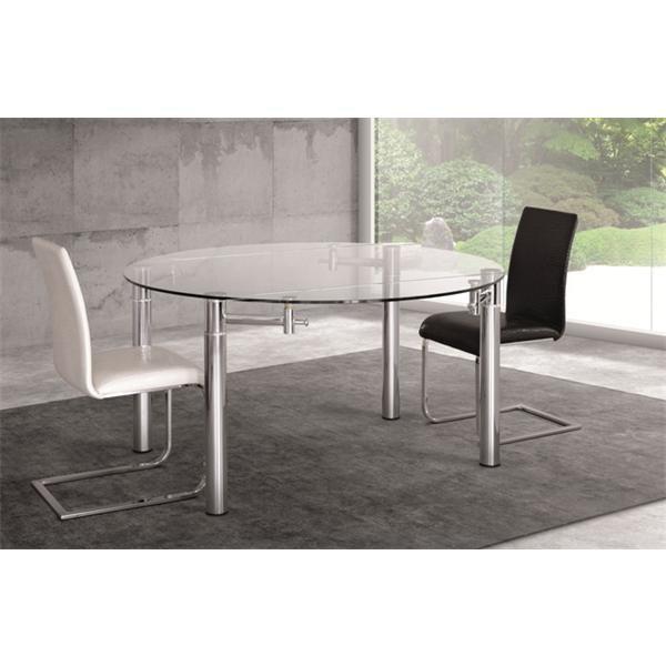 M s de 25 ideas nicas sobre tablero de mesa redonda de - Cristales para mesas redondas ...