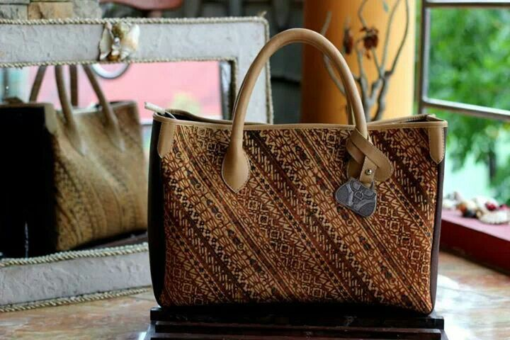 #batikbag #indonesia #batik