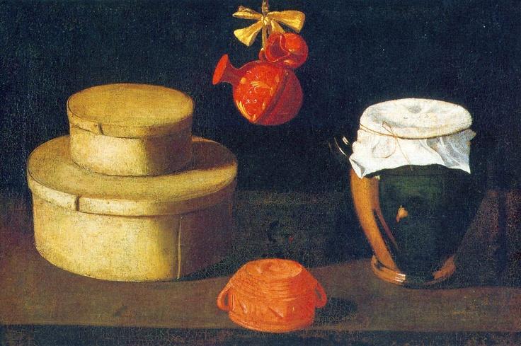 Josefa d Óbidos, Caixa com potes