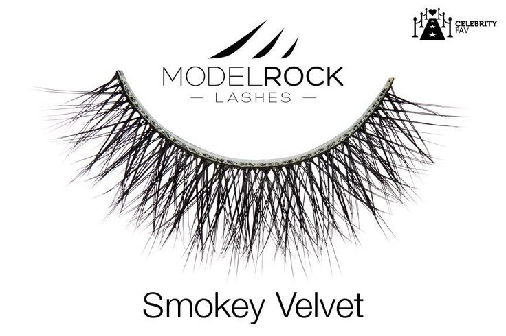 MODELROCK Lashes - Smokey Velvet - Double Layered Lashes, $11.95 (http://www.modelrocklashes.com/products/smokey-velvet-double-layered-lashes.html/)