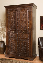 A Beautiful Armoire From My Friends At The Elephantu0027s Trunk In San Diego.
