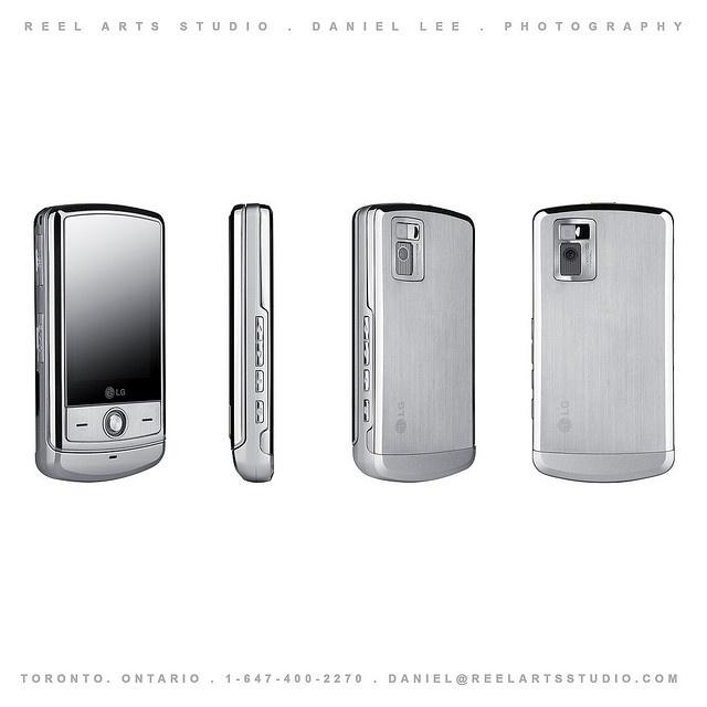 LG Shine, resistente, pesado porque toda la carcasa era de metal, a pesar de lo que pareciera se raya fácil