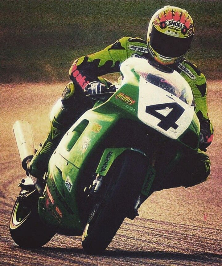 Scott Russell Sports Bikes Motorcycles Kawasaki Bikes Racing Bikes