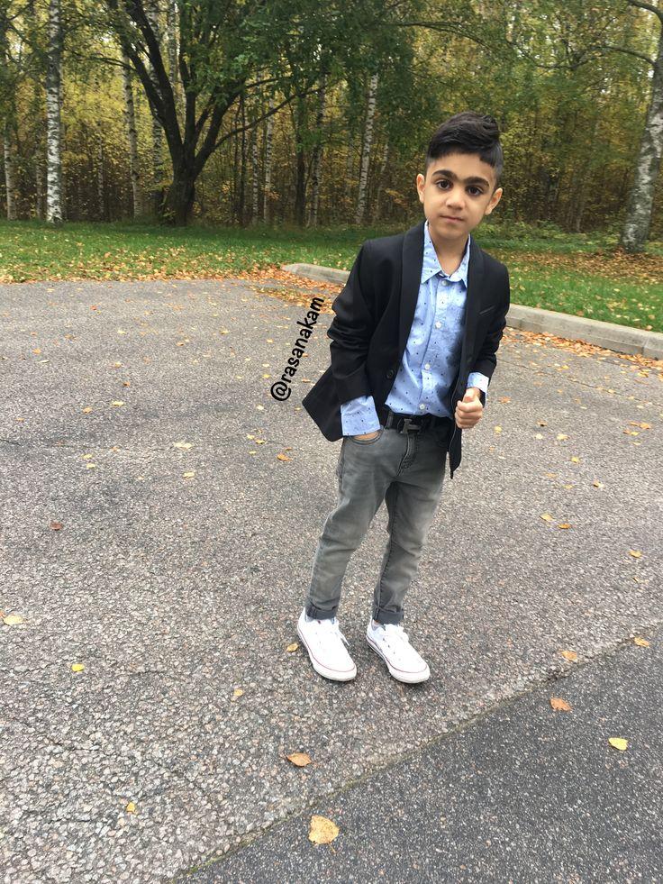 Fashion kids boy
