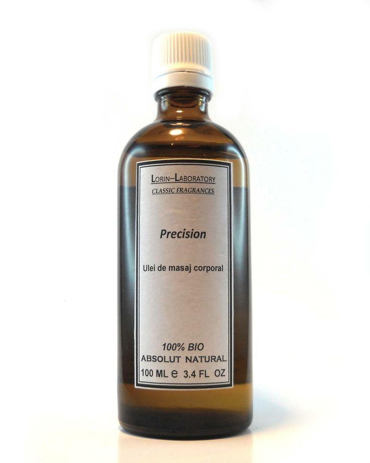Produse cosmetice personalizate mai multe detalii pe www.lorinlab.com ulei corporal unisex Ulei Precision