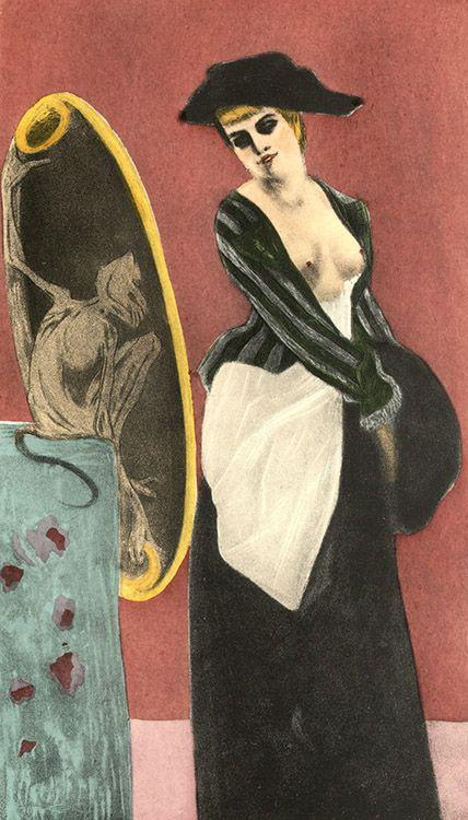 Die elegante Frau von Gertrude Aretz - Text im Projekt Gutenberg