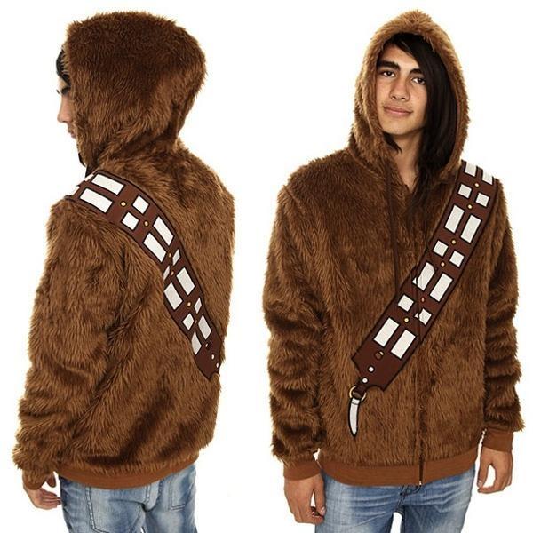 Chewbacca Hoodie?  Yes please!