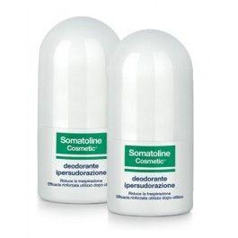 Prezzi e Sconti: #Somatoline cosmetic duetto deodorante  ad Euro 14.60 in #Somatoline #Igiene cosmetici bagno corpo