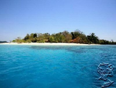 Lihaga Island, North Sulawesi, Indonesia.
