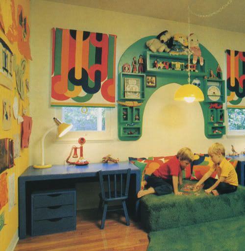 Vintage Style Kids Room: Best 25+ Retro Kids Rooms Ideas On Pinterest