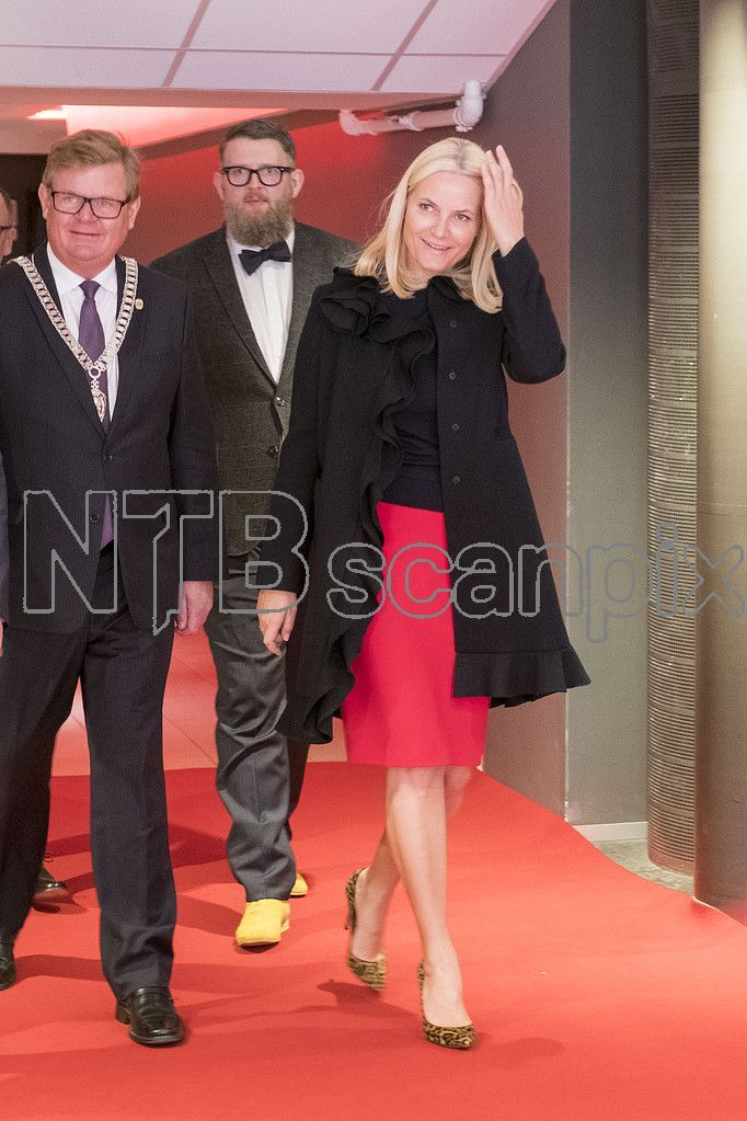 Сегодня утром кронпринцесса Метте-Марит посетила открытие 20-го Международного детского кинофестиваля в Кристиансанде (Barnefilmfestivalen, который является крупнейшем в…