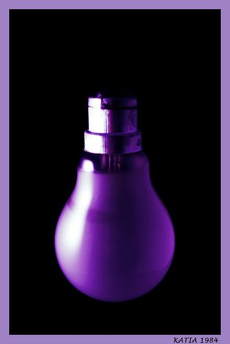 Everything purple I love purple