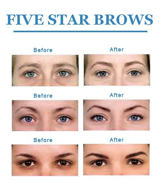 10 best Eyebrow and Lash Tinting! - 65.9KB