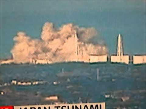 Fukushima (Japan) Nuclear Power Plant Explosion 12 March 2011
