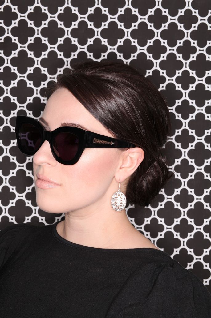 Awesome Karen Walker Northern Lights Sunglasses | Stuff I Want ... | Pinterest | Karen  Walker And Text Photo Pictures