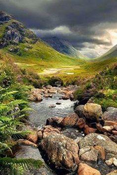 Beautiful Scotland - Skye