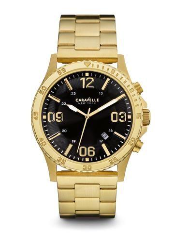 Caravelle New York Men's 44B104 Watch