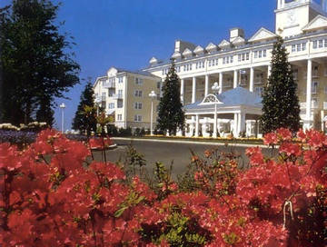France - Disneyland - Newport Bay Club Hotel