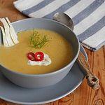 Scharfe Möhren - Fenchel - Suppe