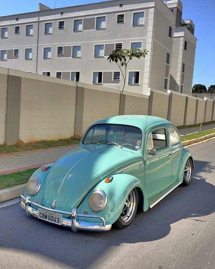 Slammed Vw Beetle Volkswagen Beetle Vintage Volkswagen Vintage Vw