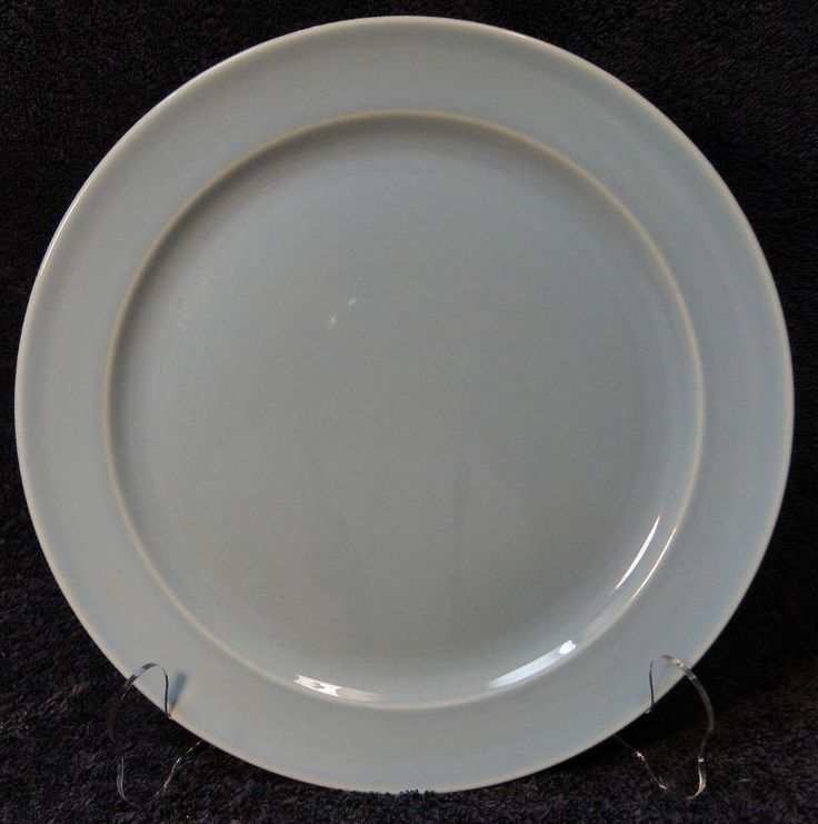 "Taylor Smith Taylor Luray Pastels Blue Dinner Plate 10""  #TaylorSmithTaylor"