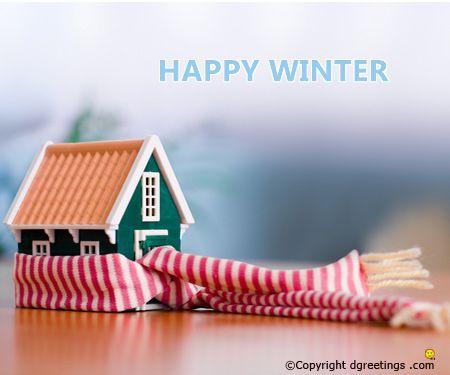 Happy Winter ..