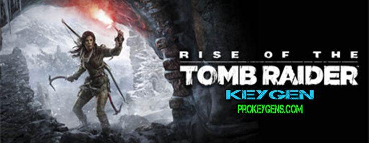 Rise of the Tomb Raider CD Key Generator
