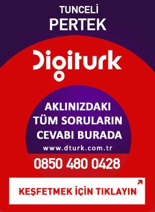 Digiturk Pertek - Servis Satış Noktası - 0428 Tunceli