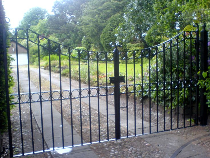 Find A Professional Company To Buy The Best And Beautiful Gates, They Have  A Wide Choice Of Metal Garden Gates Kent. You Should Always Touch Base With  Steel ...