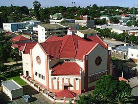 Dutch Reformed church, Uitenhage - Wikipedia