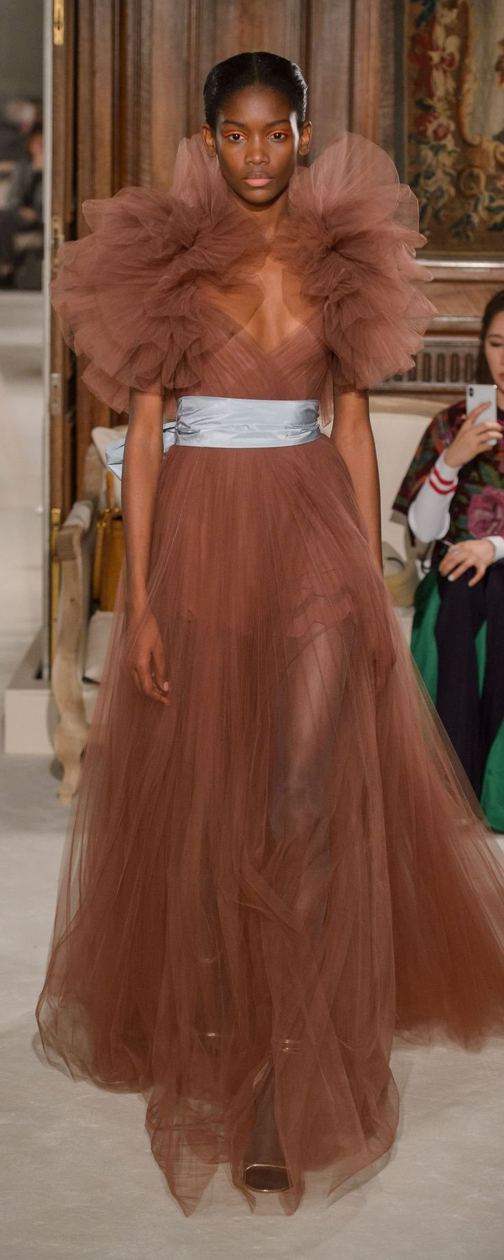 Valentino Spring-summer 2018 - Couture - http://www.orientpalms.com/Valentino-7042 - ©ImaxTree