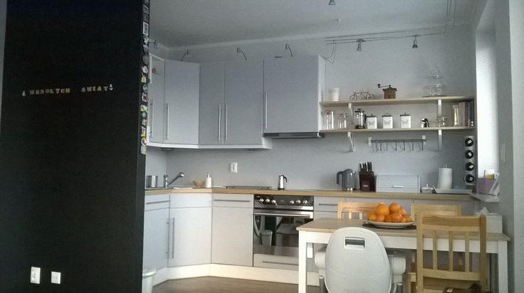 Wnętrza, Metarmorfoza - Nowa kuchnia