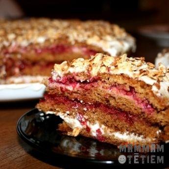 Uzcept torti — tas ne vienai vien saimniecei izklausās kā neiespējamā misija. Taču esiet drošas — medus kūka ir kaut kas tik vienkāršs, ka, izmēģinot to, biju patīkami pārsteigta. Turklāt šai tortei nepieciešamās sastāvdaļas teju ik dienas ir atrodamas katrā virtuvē, kur notiek lielāka vai mazāka rosība.