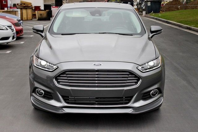 2014 Ford Fusion Aftermarket Parts 7 Carros Veiculos