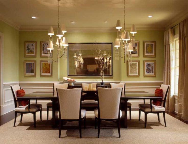 Salón Simétrico. Dining Room Wall DecorDining ...
