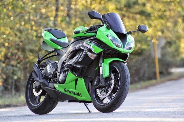 2012 # Kawasaki Ninja ZX-6R | EatSleepRIDE.com #ninja #motorrad #fotografie #s  …