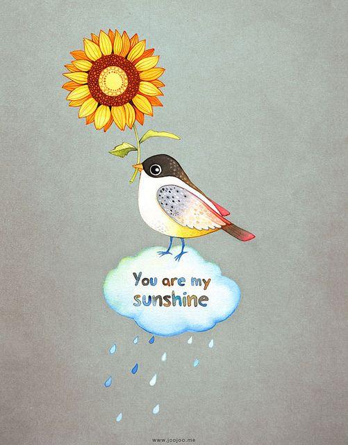 Good Morning Sunshine You Are My Sunshine : Best you are my sunshine images on pinterest good
