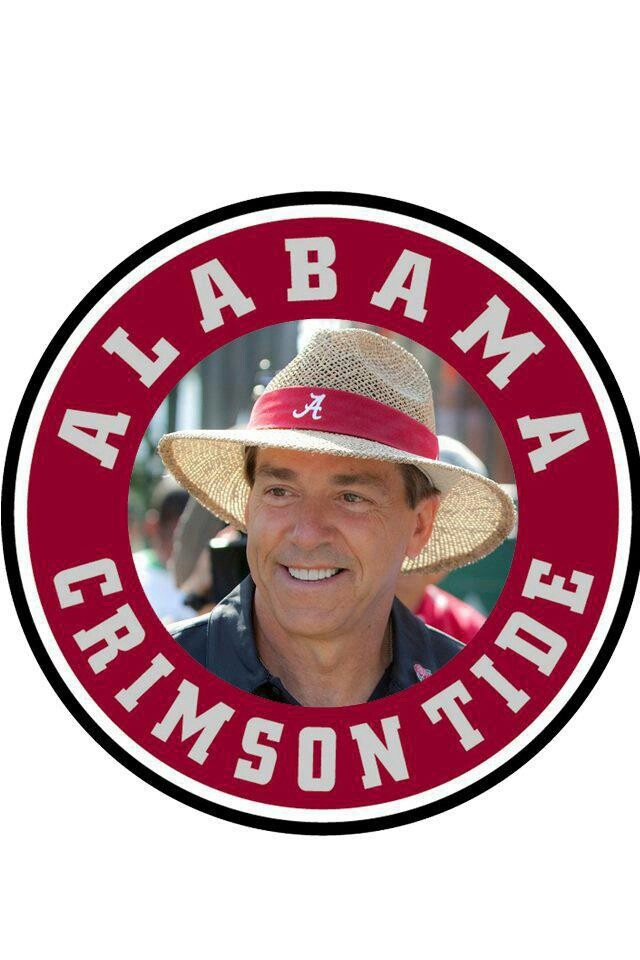 Legendary Coach Nick Saban. RTR! ~ RollTideWarEagle.com sports stories that inform and entertain plus FREE Train Deck to learn the rules of the game you love, #CollegeFootball #Alabama #RollTide