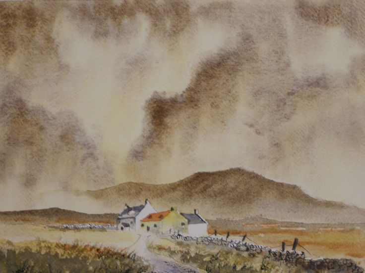 water colour by C Walters